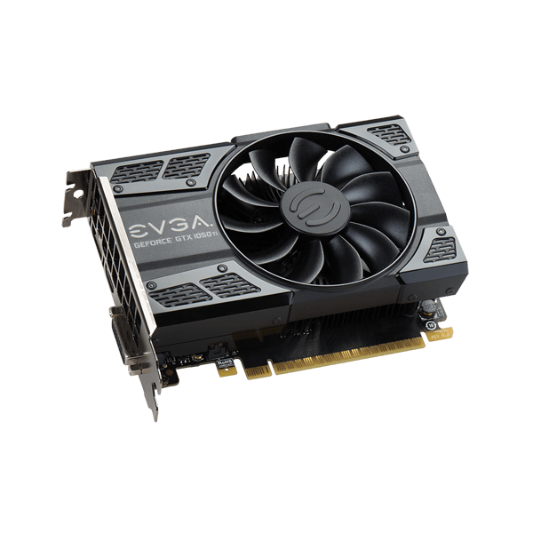 EVGA GeForce GTX 1050 Ti GAMING, 04G-P4-6251-RX, 4GB GDDR5, ACX 2.0 (Single Fan) P/N: 04G-P4-6251-RX $119.99