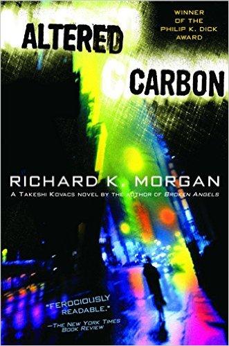 Richard K. Morgan - Altered Carbon (Takeshi Kovacs Novels Book 1) Kindle Edition $1.99 @ Amazon.com