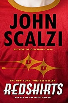 Redshirts: A Novel w/ Three Codas by John Scalzi (Kindle eBook) $3