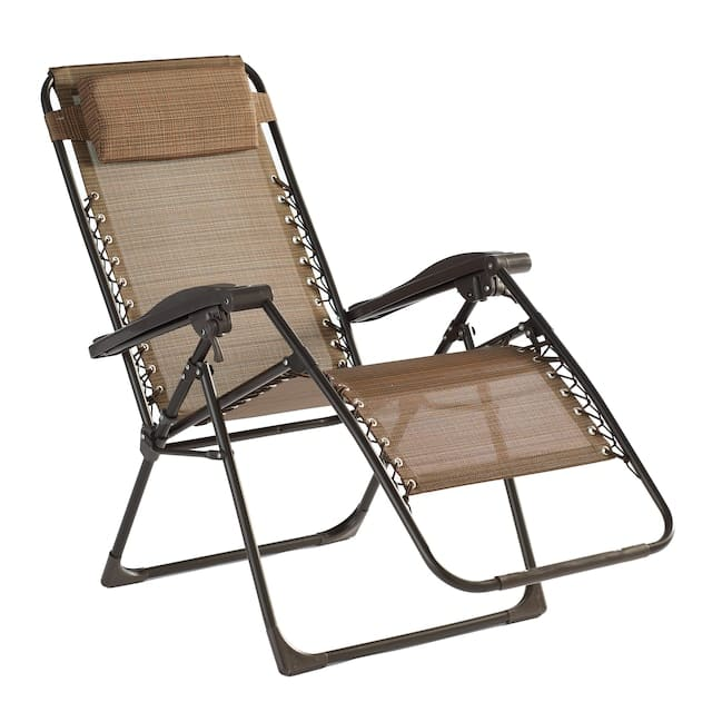 Patio Antigravity Chairs 2 for $70 with free pickup