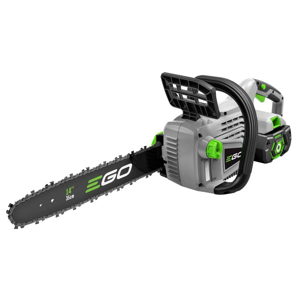 """14"""" EGO 56V Cordless Chainsaw w/ 2.0Ah Battery and Charger (Refurb) $139 + Free Shipping"""