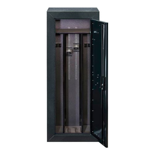 Captivating Stack On Products 16 Gun Tactical Security Cabinet, Black $158.18