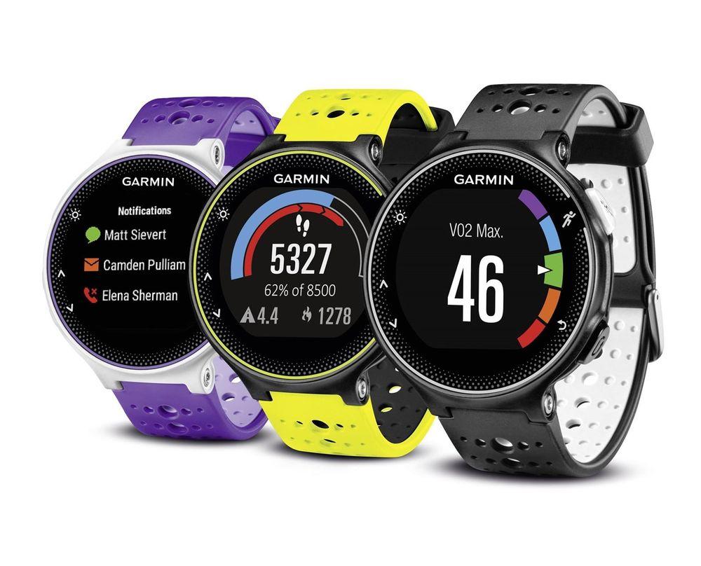 Garmin Forerunner 230 GPS Running Watch Refurb from $116 AC - Includes One Year Garmin Warranty