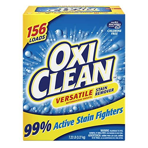 OxiClean Versatile Stain Remover Powder, 7.22 lbs $6.31 (YMMV)