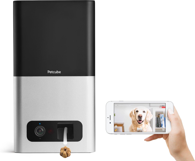 Petcube Bites Wi-Fi Pet Camera & Treat Dispenser $99