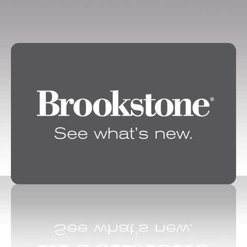 Verizon Smart Rewards Members: $5 Brookstone E-Gift Card 500 ...