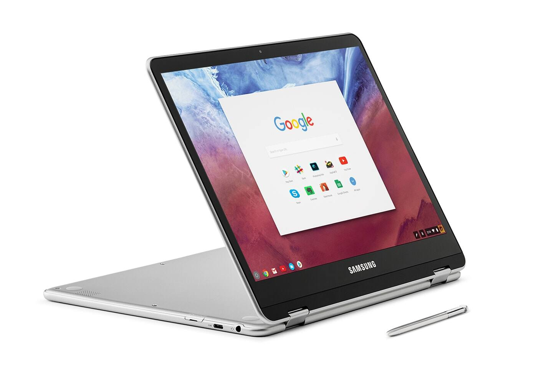 Samsung Chromebook Plus with free AKG N200 wireless headphones $299.99