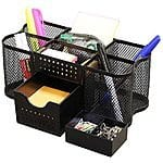 DecoBros Desk Supplies Organizer Caddy - $10.97 FS w/ prime