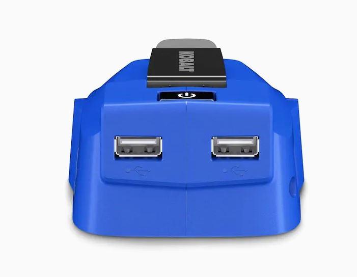 Kobalt 24-Volt Max Power Source Adapter - $6.24 YMMV
