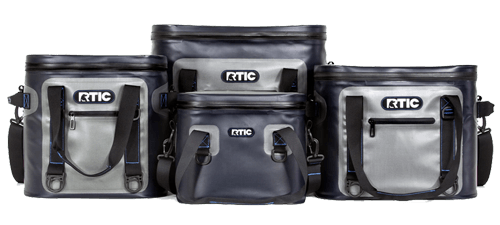 25% Off Soft Pack Coolers RTIC