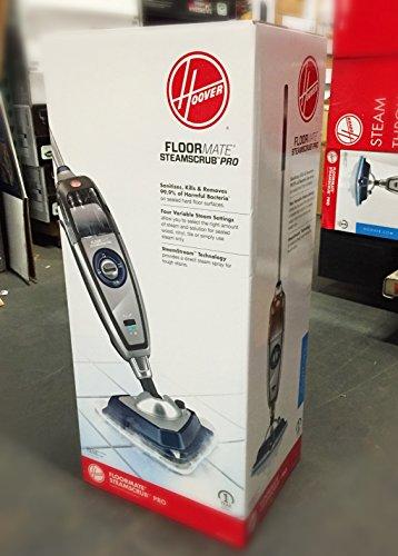 Hoover Floormate Steamscrub Pro , Home Depot $15.03  *YMMV*, B&M