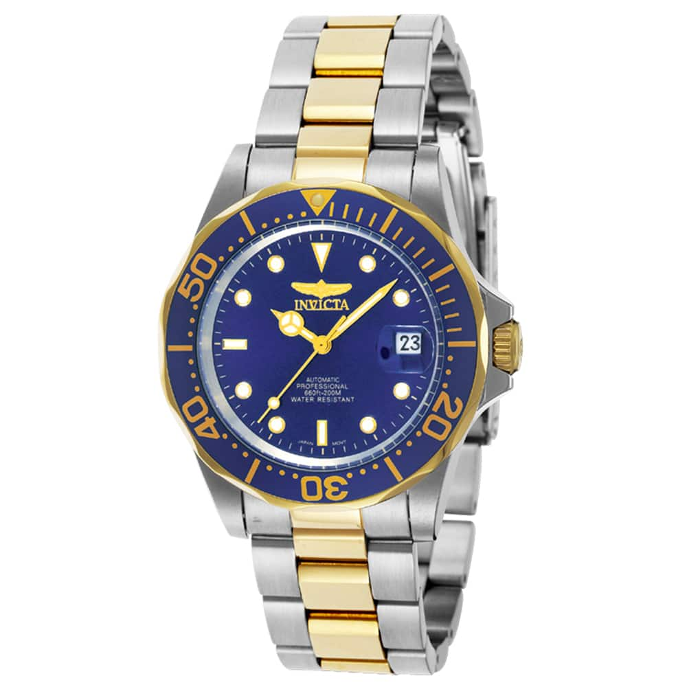 Invicta all watches sitewide @40% off with code.