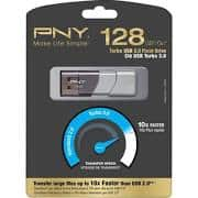 PNY Turbo 128GB USB 3.0 Flash Drive + PNY U3 Turbo Performance 32GB Micro sd $13.50 (Google express)