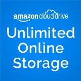 Amazon Cloud Drive - Unlimited Online Storage (2 Year Plan) $10