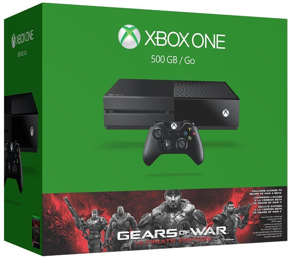 Xbox one gears of war bundle +$50 gift card $279 @ bestbuy * pricematch* halo bundle $379 + $50 gc