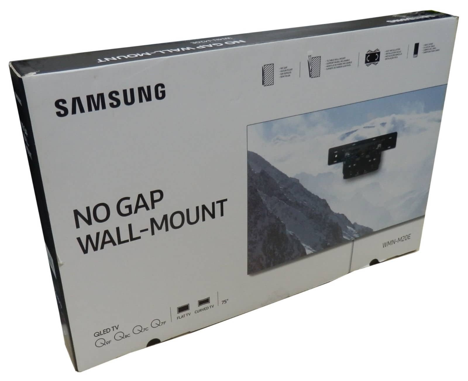 Amazon Samsung Qled Tv No Gap Wall Mount 45 Quot To 69 Quot 114