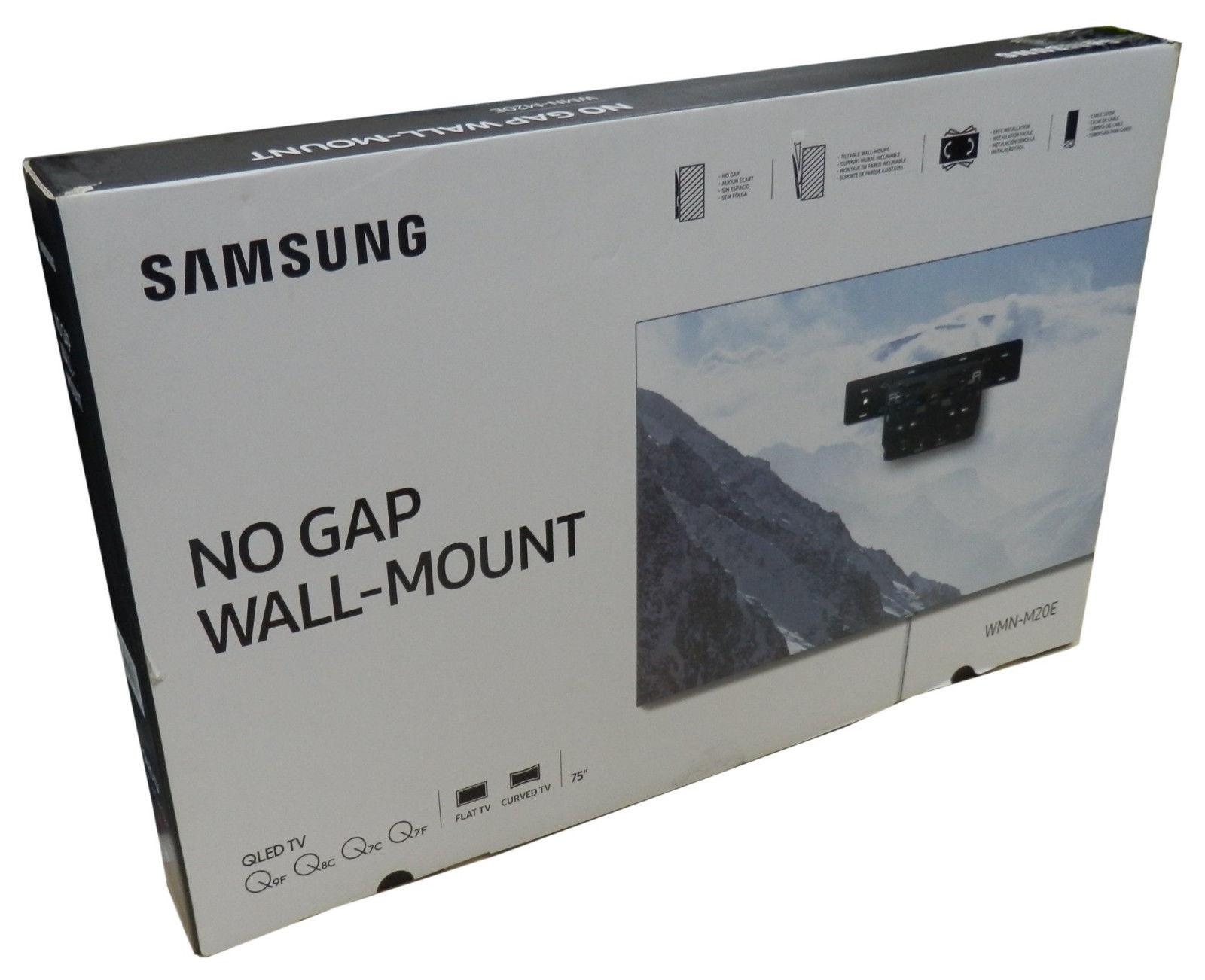 "Amazon - Samsung QLED TV No Gap Wall Mount 45"" to 69""  $114.44 plus tax"