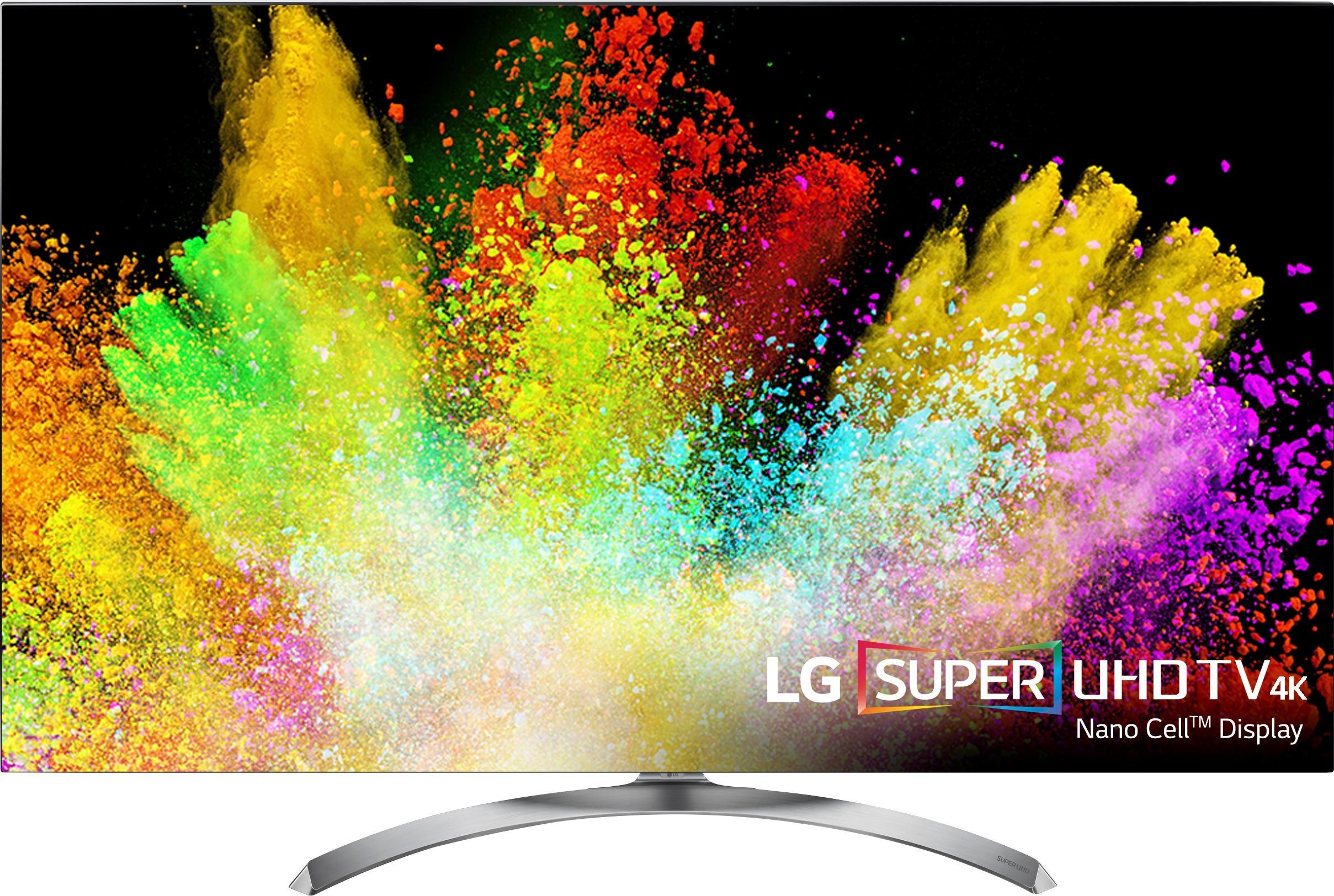 """LG 65"""" 4K TV 65SJ8500 $1197 from Dell"""