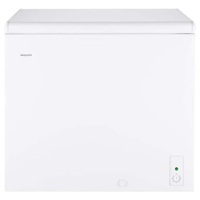 Lowes has 7.1 cu ft Hotpoint chest freezer on sale for $219, availabilty is YMMV, $208.05 after Lowes Discount