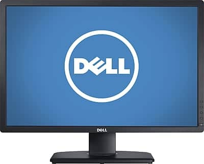 "Dell UltraSharp U2412 24"" LED Backlight Monitor $150@staples"