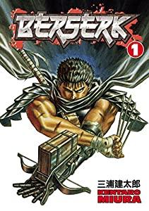 Berserk Manga Series (Digital Kindle Edition) Each Volume Reduced $3.99