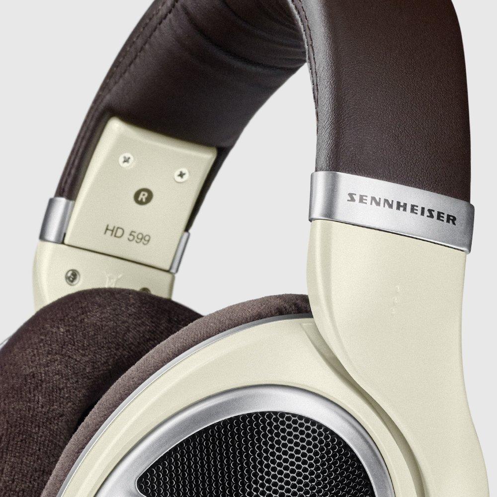 3d0dbe2280a Sennheiser HD 599 Open Back Headphones - Ivory $128.33 - Slickdeals.net