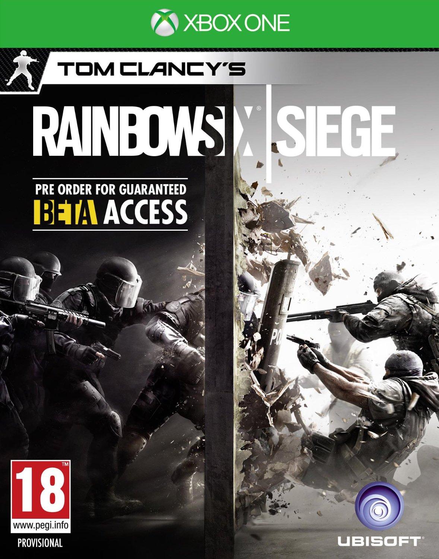 Rainbow 6 Siege (XboxOne) Free w/ purchase of 6 month XBox Live ($40)