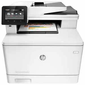 HP LaserJet Pro MFP m477fnw Wireless Color Laser All-In-One Printer $319 @ Fry's - $100 HP rebate = $219