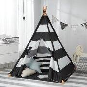 "Kids Tepee Tent All Over Printed, 59""(H), Multiple Prints YMWV $7"
