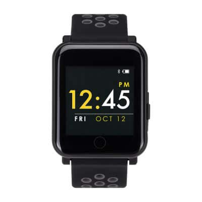 Q7 Sport Black Smart Watch-Q7s3556b64c-003 $19 99