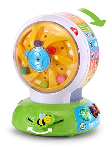 LeapFrog Spin and Sing Alphabet Zoo $9.97