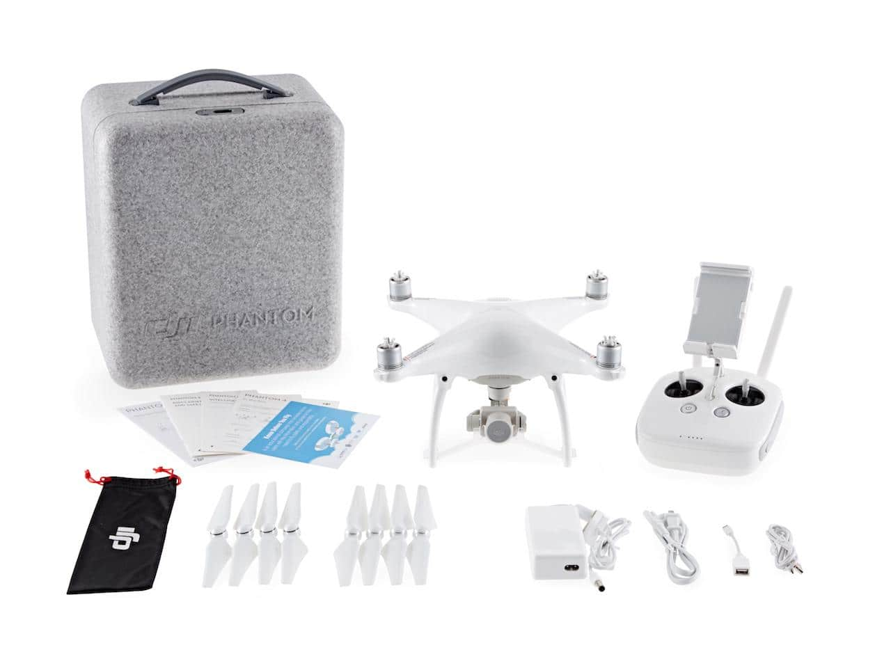 DJI Phantom 4 + extra battery + $50GC + $84.90 in Eggpoints $849 @ newegg