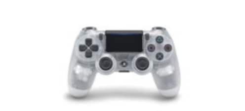 gamestop exclusive crystal ps4 dual shock controller  (+most colors) $39.99