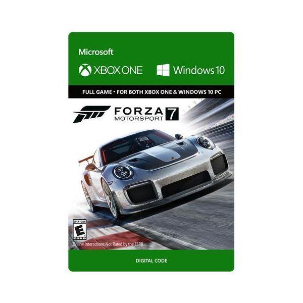 Forza Motorsport 7: Standard Edition DIGITAL Xbox One / Windows 10 $35.99 @ newegg