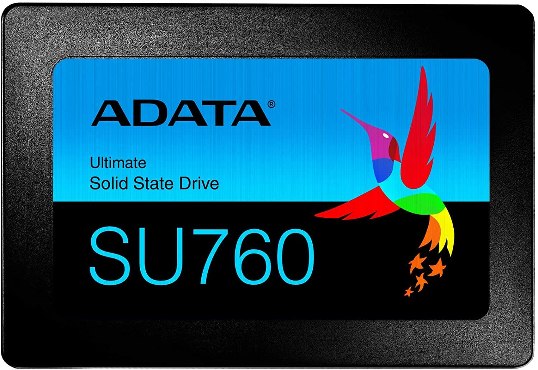 YMMV ADATA SU760 1TB SATA3 SSD $89.99 amazon