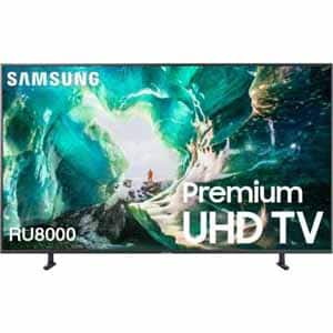 """Fry's B&M Trusted Name Brand TV (Samsung UN75RU8000) 75"""" for $1249 (6/28 only)"""