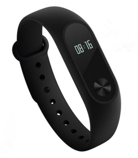 Original Xiaomi Miband 2 OLED Display Heart Rate Monitor Bluetooth Smart Wristband Bracelet $16.98 at banggood.