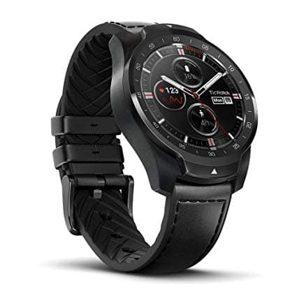 Mobvoi - TicWatch Pro with Free TicBand Fitness Tracker - $199 Free Shipping
