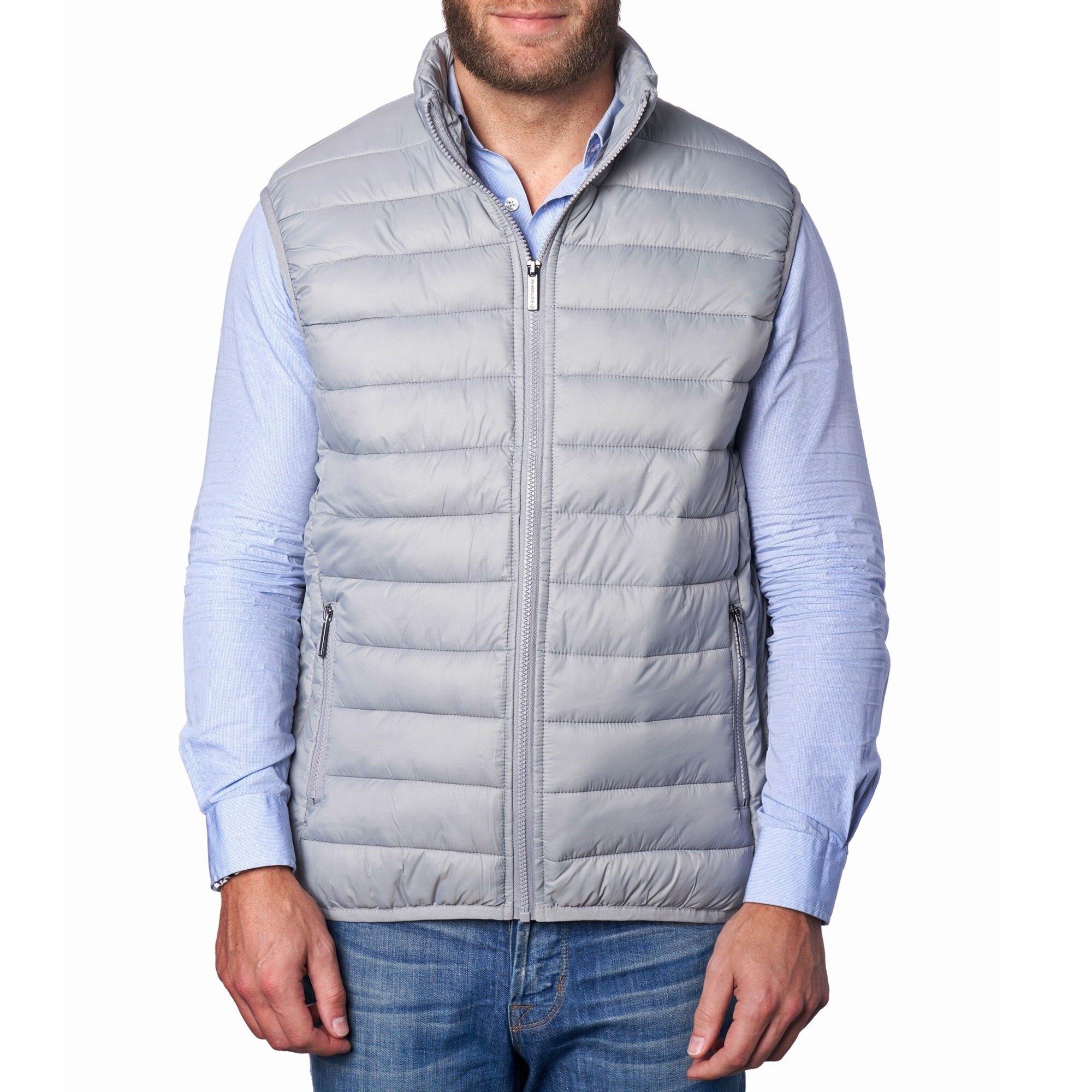 Clark Down Alternative Vest  by Alpine Swiss - Get 15% Back in Rakuten points ($3.60)! $24.99