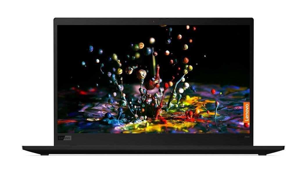 Rakuten - LENOVO THINKPAD X1 CARBON GEN 7, 14.0 FHD IPS 400 Nits, I7-10710U, 16GB, 256GB SSD, WIN 10 PRO 64 - $1430