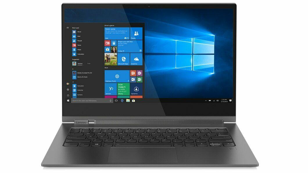 "eBay - Lenovo Yoga C930 2-in-1 Laptop, 13.9"" FHD IPS Touch, i7-8550U, 12GB, 256GB SSD, Active Pen $899.99"