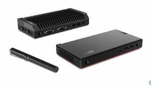 Ebay - Lenovo ThinkCentre M90n, i5-8265U, UHD Graphics 620, 8GB, 512GB SSD  $399.99