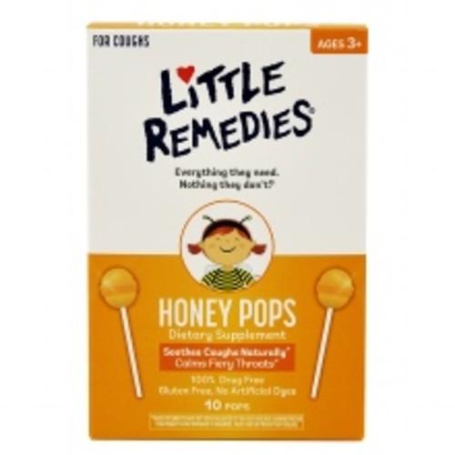 Little Remedies Honey Pops $3.06