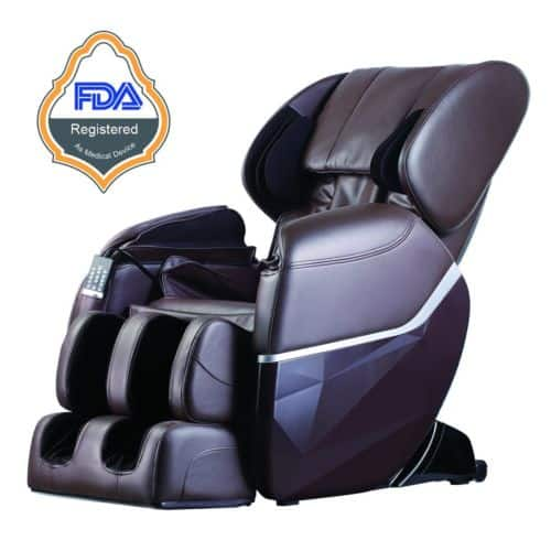 BestMassage BM-EC77 Electric Full Body Shiatsu Massage Chair Recliner Zero Gravity w/Heat $435.99@ebay $435.97