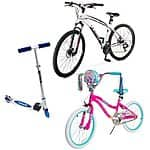 Target - Cartwheel -  30% off on ALL  Brand - Bikes & Scooters