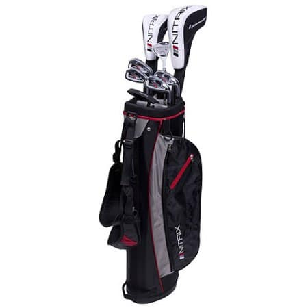Pinemeadow Golf Nitrix Pro Men's Complete 12-Piece Golf Club Set, Right-Handed $1.44