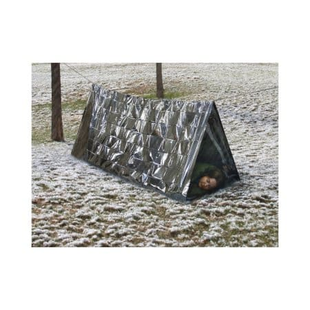 Survival Reflect Tent - perfect for prepper bugout pack $2.68
