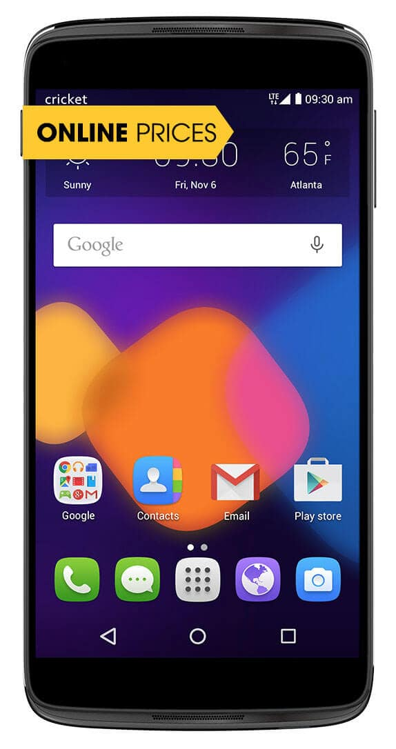 Alcatel OneTouch® Idol™ 3 $79.99 ($49.99 with port-in)