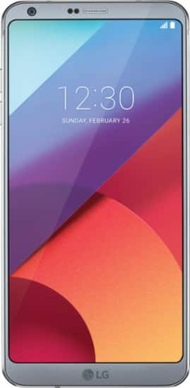 LG G6 US997 Unlocked $449.99 @Best Buy