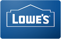 CardCash Deal: 10% off Lowe's Gift Cards at Cardcash